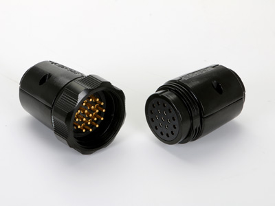 Wide range of Socapex connectors
